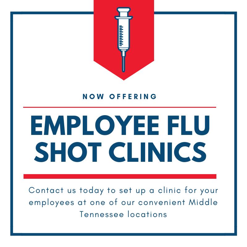 Now Offering Flu Shot Clinics, Inventory iQ